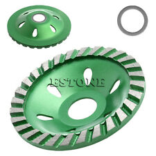 New 100mm Diamond Grinding Concrete Cup Wheel Disc Concrete Masonry Stone Tool