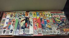 Peter Parker, The Spectacular Spider-Man lot of 16