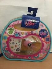 Littlest Pet Shop On the Go Pets Butterfly with Stickers #1543 New