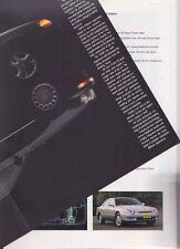 Two 1993 LEXUS ES300 Australian Prestige Brochures