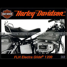 HARLEY-DAVIDSON N°32 ★ FLH 1200 ELECTRA GLIDE Modèle 1978 ★ CHAMPIONS JACK PINE