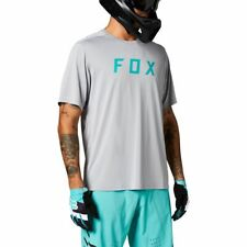 Fox Racing 2021 Ranger FOX s/s Short Sleeve Jersey Steel Grey