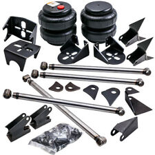 Universal Rear Triangulated 4 Link Kit Brackets 2500 Bags Air Ride Suspension