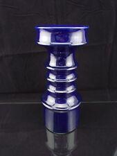 Kerzenständer Kerzenhalter 70s 70er blau Steuler Cari Zalloni Pop Art Panton R