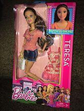 2012 Mattel ~ Barbie Life in the Dreamhouse Teresa Doll ~NIB