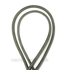 Elastic Shock Cord Bungee Rope Plain & Pattern Sailing Craft Neotrims 3 6 10mm Sage Green 1 Meter 10mm