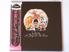 "QUEEN ""A Day At The Races""  Japan mini LP CD"