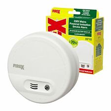 Kidde FireX Ionisation Mains Smoke Fire Alarm Detector KF10 4870 KF1