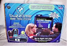 Cadaco Buzztime Home Trivia System Electronic Video Trivia Game Factory Sealed