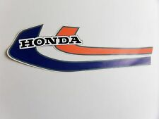 original Aufkleber Tank links Sticker Cover Fuel Tank left Honda XL 500 S