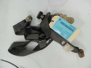 FORD COURIER LEFT REAR SEATBELT AND STALK ASSY, DUAL CAB, PG/PH, 11/02-11/06 02