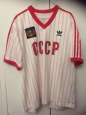 Adidas Soccer CCCP Vintage Shirt Sz L