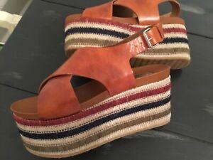Baldinini trend sandals Size 7 Italy