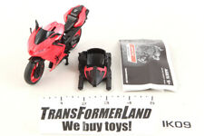 Arcee 100% Complete Deluxe Movie ROTF Transformers