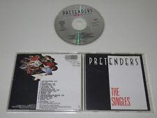 Pretenders/The Singles (WEA 2292-42229-2) CD Album