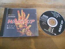 CD Ethno Koffi Olomide Papa Wemba - Wake Up (10 Song) SONODISC jc