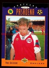 England Football Trading Cards Paul Gascoigne
