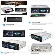 "3"" 1-Din coche reproductor de DVD CD MP3 MP5 manos libres Bluetooth Backup Rearview FM USB"