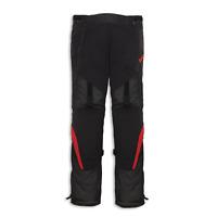 New Spidi Ducati Summer 2 Fabric Trousers Men's Large Black #981031655