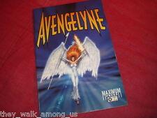 AVENGELYNE #0  Maximum Press Good / Bad Girl