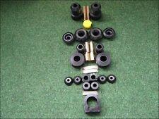 Golf 2 G60 Achslager-Set A PU schwarz 90shore Buchsen Polyurethan
