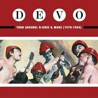 DEVO - TURN AROUND: B-SIDES & MORE (1978-1984) (180G STICKER VINYL) New