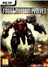 Front Mission Evolved (PC Game) A new world will rise from the ashes of the old