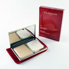 Clarins Everlasting Compact Foundation Sand #108 - Full Size 10 g / 0.3 Oz New