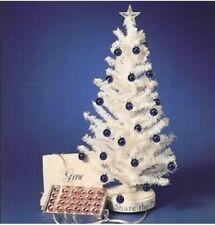 "Ashton Drake White Christmas Tree for 16"" Dolls  #943988 NRFB With Shipper"