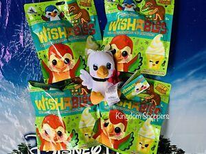 2021 Disney Parks Wishables Plush Enchanted Tiki Room Blind Bag Set & Rosita