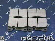 Brake Pads Brake Pads front Maserati Biturbo 4-hole 420 425 Spider