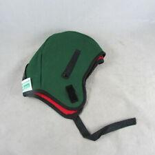Flame Retardant Hood Cap Hat Liner Unworn American Allsafe Vintage USA Green