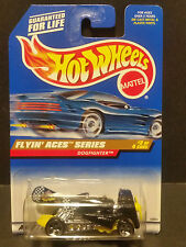 97 Hot Wheels #738 Flyin' Aces Series 2/4 Dogfighter -18804 5 Dot