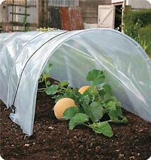 HGmart 12x20ft 3.1Mil Plastic Covering Clear Polyethylene  Film For Grow Tunnel