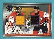 2004 Luxury Suite #44 Jeff Hackett/Jeremy Roenick Dual Jersey /650