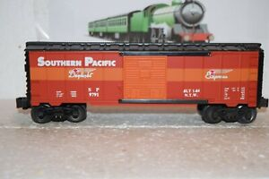O Scale Trains K-Line Southern Pacific Box car 9791