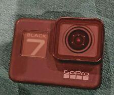 GoPro HERO7 Black Camcorder (CHDHX-701-RW) neuwertig, Zubehörpaket (viele)