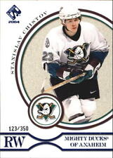2003-04 Private Stock Reserve Blue Hockey Card Pick