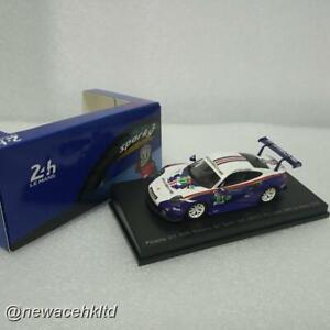 Porsche 911 RSR No.91 Porsche GT Team 2nd LMGTE SPARK MODEL 1/64 #Y121