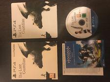 The Last Guardian Edicion Plus - PAL - PS4