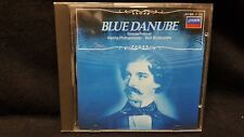 The Blue Danube /Boskovsky, Vienna Philharmonic (CD, 1984, London/Decca) West Ge
