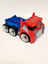 Rescue Bots Optimus Prime Hasbro Transformers Rescue Semi Trailer Action Figure