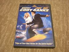 Agent Cody Banks DVD (2003) Special Edition