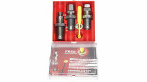 Lee Reloading 3 Die Set 45 ACP Carbide Red Box w/Shell Holder 90513