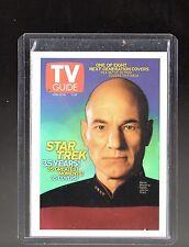 Star Trek TNG Quotable TV1 Patrick Stewart card
