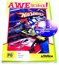 RARE ACTIVISION HOT WHEELS BEAT THAT PC COMPUTER GAME AWESOME NEW SEALED IN BOX