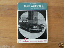 ALL CARS 3,CHEVROLET CORVAIR,CITROEN DS21,DODGE CHARGERFORD FAIRLANE 500,MB,124