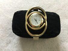 Vintage 17 Jewels Geneva Mechanical Wind Up Ladies Watch