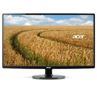 "Acer 27"" Widescreen LED Monitor Full HD 60Hz 4ms 