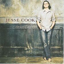 FRONTIERS CD JESSE COOK NEW SEALED